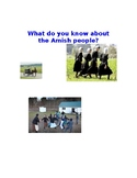 What Do You Know About the Amish People?