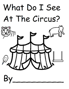 What Do You See At The Circus?