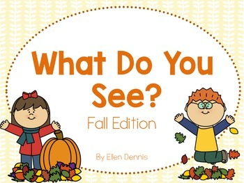 What Do You See? Fall Edition