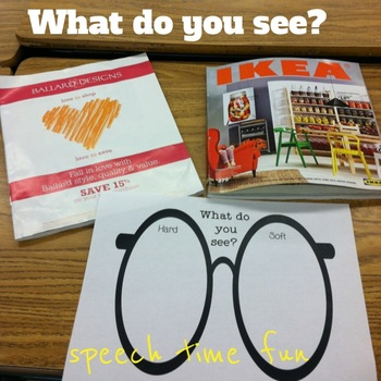 What Do You See? Magazine Find
