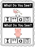 What Do You See Questions-Animals
