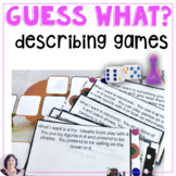 Listening and Speaking Skills for Descriptions Gift-Giving