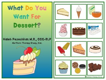 What Do You Want for Dessert?