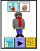 What Do You Wear In The Snow? Interactive book/manipulatives (Autism, Speech)