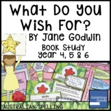 What Do You Wish For? - Christmas Book Study