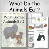 What Do the Animals Eat?