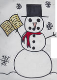 What Does A Snowman Say? Winter Kids Song