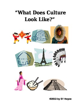 """""""What Does Culture Look Like?"""" Appreciating World Cultures"""