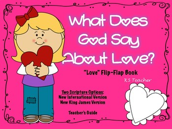 What Does God Say About Love?