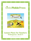 What Does It Mean to Be Present? Lesson Plan