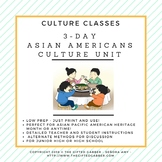What Does It Mean to be Asian American? - Three-Day Culture Study