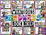 What Does KINDNESS Look Like Bulletin Board