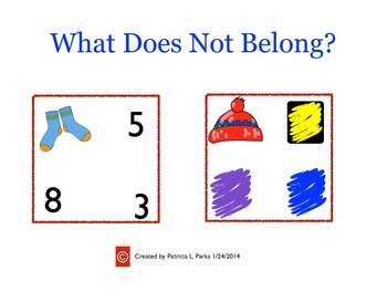 What Does Not Belong?