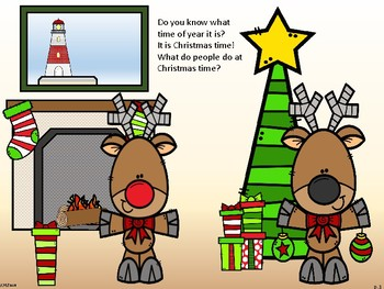 What Does Rudolf Do? (Do and Does)