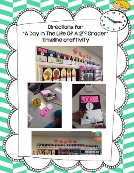 What Does The Clock Say? A 100% CC Aligned Time Unit *2nd Grade