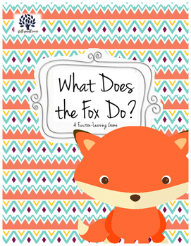 What Does The Fox Do?: A Function-Learning Game