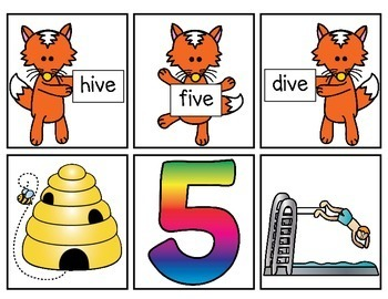 What Does The Fox Say? A CVCE Word Game with 3 Ways to Play!