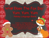 What Does The Fox Say?- Language Game