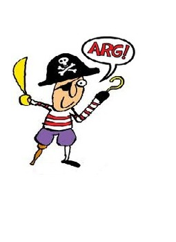What Does The Pirate Say?