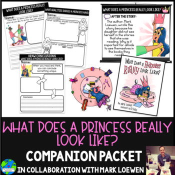 What Does a Princess Really Look Like? Companion Packet