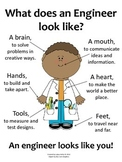 What Does an Engineer Look Like? (Poster) - BUNDLE