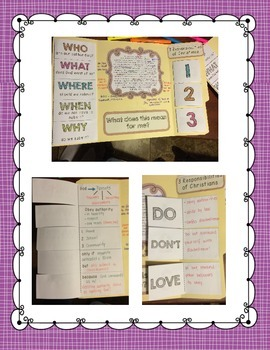 What Does the Bible Say about Authorities? Lapbook study of Romans 13: 1-7
