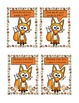 What Does the Fox Say? A Sight Word Game