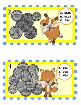 What Does the Fox Say About Counting Money?