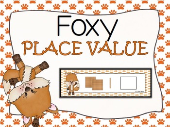 Foxy Place Value Musical Chairs GAME