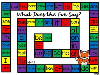 What Does the Fox Say? (board games)