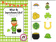 What Does the Leprechaun Like?  Interactive Book
