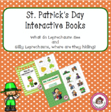 St. Patrick's Day Interactive Books
