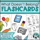 What Doesn't Belong: Language Flashcards