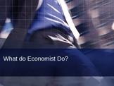 What Economist Do