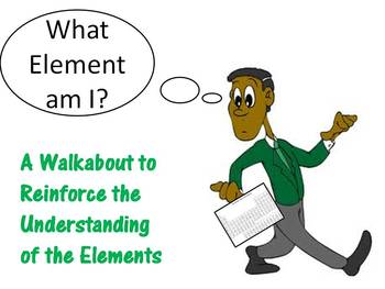 What Element Am I? A Walkabout.