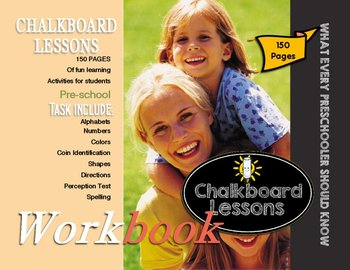 What Every Pre-schooler should know 150 Page Workbook