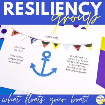 What Floats Your Boat? (Complete 7 Week Resiliency Building Course)