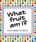 What Fruit am I? - Fruit we like (DadaAbc Homework Worksheets)