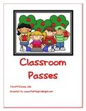 What Fun Classroom Passes