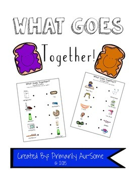 What Goes Together? An Active Work Task