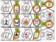 {FREE} What Goes Together? Bunny and Carrot Association Puzzles