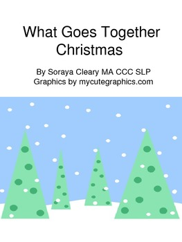 What Goes Together Christmas