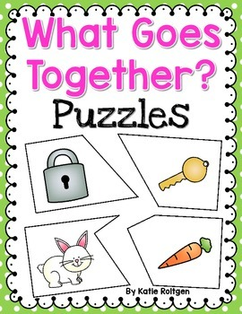 What Goes Together Puzzles