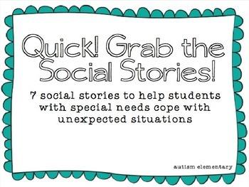 SOS Social Stories