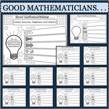 What Good Mathematicians Do Collaborative Activity Center