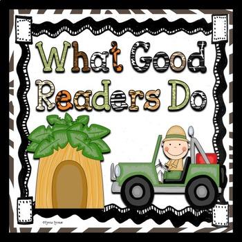 What Good Readers Do ~ Safari Theme