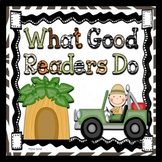 What Good Readers Do ~ Safari Theme