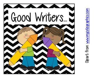 What Good Writers Do- 6 Traits- Chevron