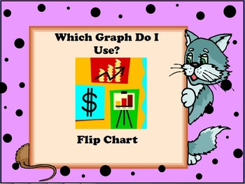 Which Graph Do I Use to Display Data?  Flip Chart