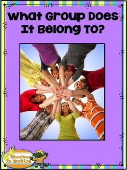 What Group Does it Belong To? – Categories, Songbook Mp3 D